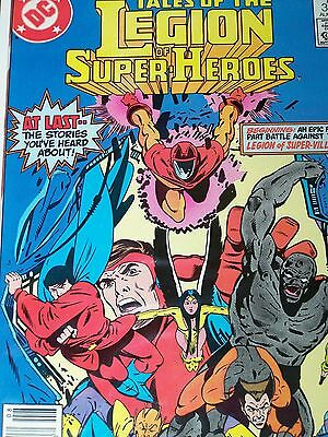 Tales of the Legion of Super-Heroes 314 315 316 - 354 Annual 4 5 Complete Series
