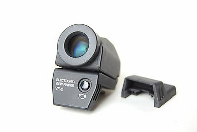 Excellent++ Olympus VF-2 Electronic View Finder black From Japan