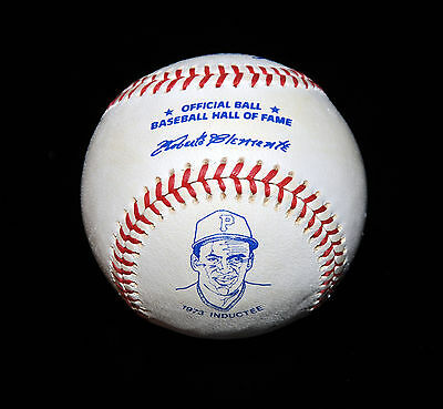 Roberto Clemente 1973 Baseball Hall of Fame Induction Ball