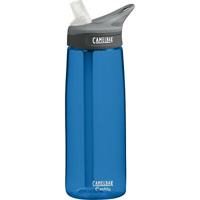 Camelbak Eddy Tritan 750ml Unisex Accessory Water Bottle - Oxford One Size