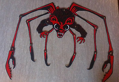 Rat Bat Spider jointed halloween figure Angry Red Planet monster Misfits Danzig