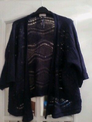 Ladies size 18 marks and Spencer cardigan