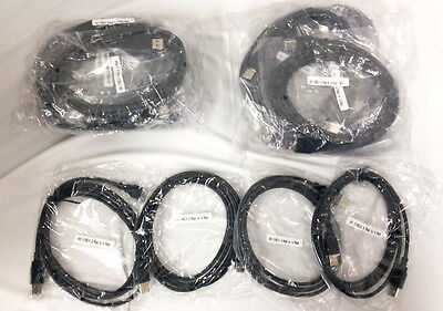 24 6 foot USB Male to Male Cables