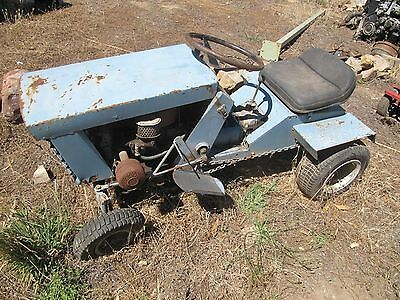 Rover 11hp ride on mower