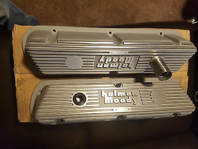 221-260-289-302 Holman Moody Valve Covers And Air Filter Set