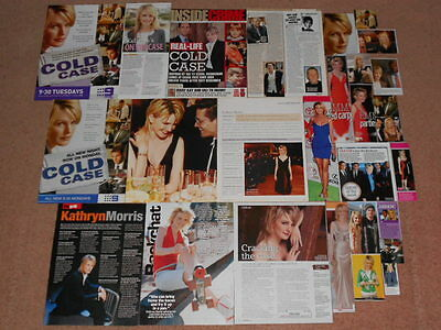 25+ KATHRYN MORRIS Magazine Clippings