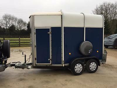 2003 Ifor Williams 505 Horse Trailer / Excellent Condition Inside And Out.