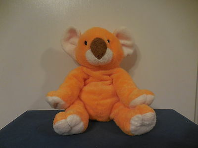 TY Pluffies POOKIE the Koala Plush Baby Toy Lovey 2003 RETIRED