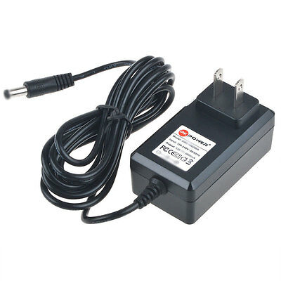 PKPOWER AC DC Adapter for Yamaha PSR-E233 YPT-230 YPT230AD 61 Key Keyboard PSU