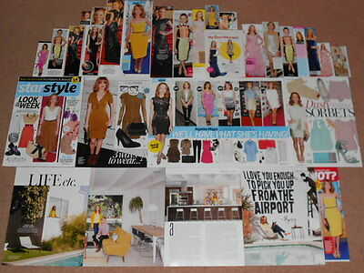 30+ JAYMA MAYS Magazine Clippings