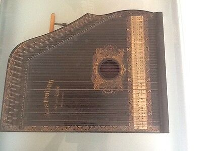 Australian Piano Zither- Made In Germani