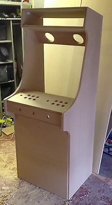 DIY Flatpack Arcade Cabinet - 2 Player Upright
