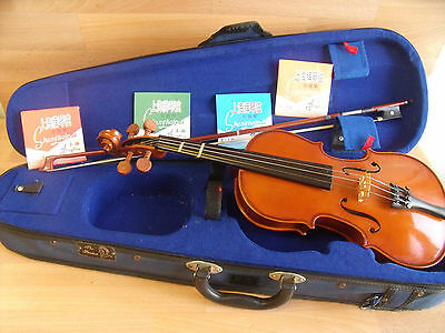 Stentor Student 1 Violin & Case 1/2 Size With Bow. Ideal Starter Instrument.
