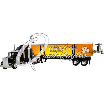 Grappa Amarone Invecchiata Barrique - Bonollo Truck Camion 50Cl Idea Regalo