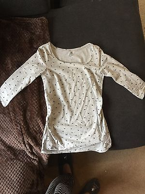 H&M Mama Maternity Top Size S