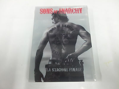 dvd SERIE TV SONS OF ANARCHY STG.7 SATGIONE FINALE BOX 5DVD