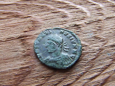 Roman.  Constantine Ii.  337- 350Ad. Bronze Coin.  London Mint.  Nice Condition.