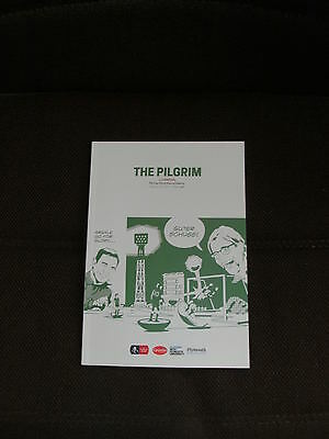 PLYMOUTH  v  LIVERPOOL FA CUP PROGRAMME 18/1/2017