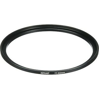 Sensei 77mm Lens to 82mm Filter Step-Up Ring