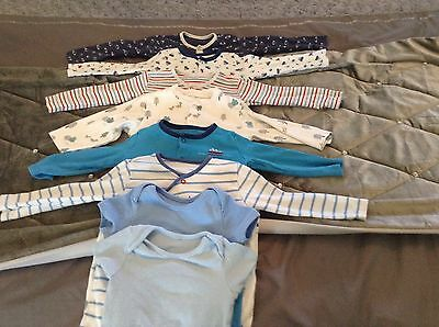 boys sleepsuits 12-18 months