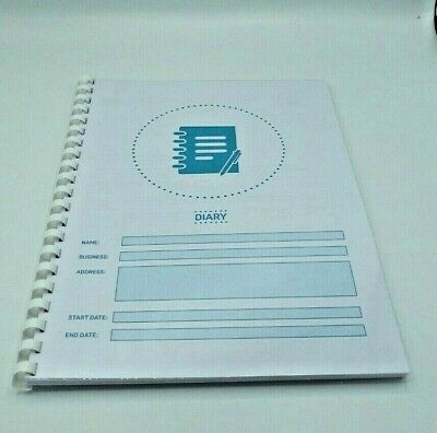 Safer Food Better Business for Caterers SFBB 13 Month Diary Refill Pack COLOUR