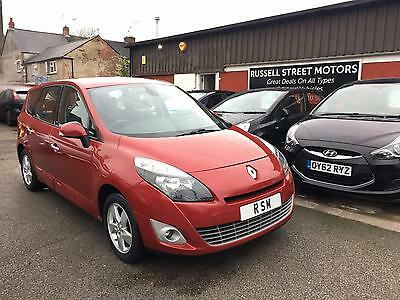 2009 Renault Grand Scenic 1.9dCi ( 130bhp ) Dynamique 55K *FINANCE AVAILABLE*
