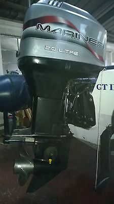 RIB BOAT Vailiant V-620 Mercury 135hp Optimax and trailer Ski boat Power Boat