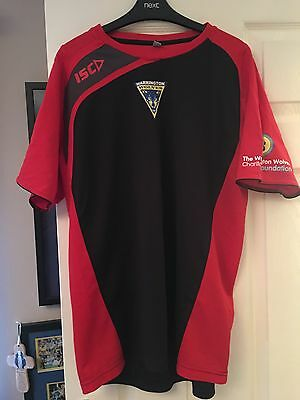 Warrington Wolves Rugby League,Large Training Shirt Top