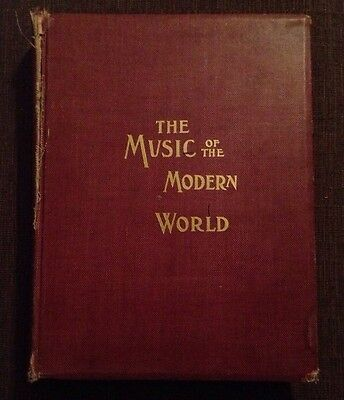 The Music Of The Modern World Volumes 1 & 2 1895-RARE SET
