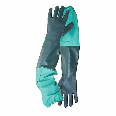 Briers Pond and Drain Protective Gloves Medium B0074