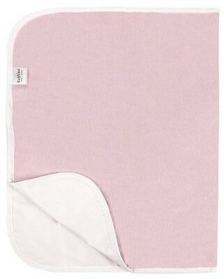 Kushies Deluxe Flannel Change Pad, Pink