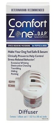 Comfort Zone with Adaptil Diffuser for Dogs