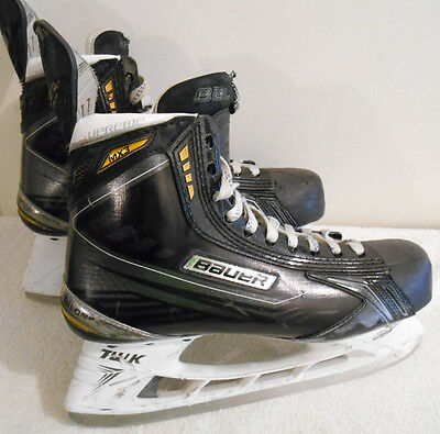 BAUER Total One Supreme MX3 Ice Hockey Skates Size 8.5