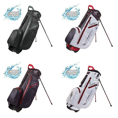 BagBoy TechNO Fully Waterproof 14 Way Divider Golf Stand Bag