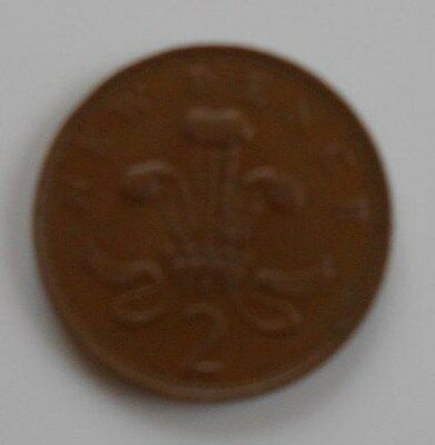 1971 2P (New Pence) Coin