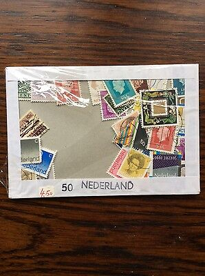 Collection of Dutch Stamps