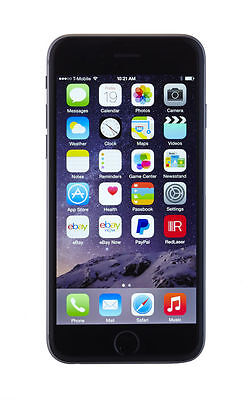 Smartphone Apple iPhone 6 - 16 Go - Gris Sidéral