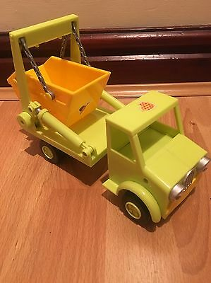 Bob The Builder 'Skip' The Skip Lorry Friction Powered Vehicle