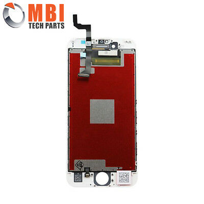 """iPhone 6S Plus 5.5"""" Replacement LCD & Touch Screen Digitizer Glass - White"""