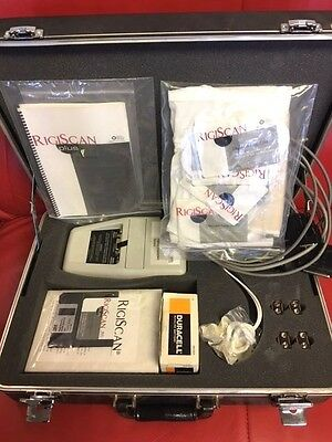 Rigiscan Plus Urological Rigidity Assessment Medical Complete System in case