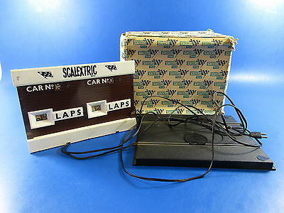 Scalextric Mm/a22Ie Lap Recorder (Electrical), Near Mint!