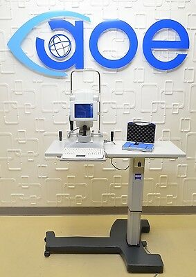 Zeiss IOL Master Version 5.4 with Table  & Calibration Test Eye 2006