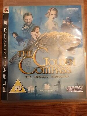 THE GOLDEN COMPASS Playstation 3 PS3