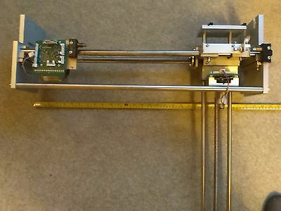 X and Y axis machine
