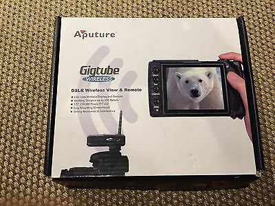 Aputure Gigtube Viewfinder Wireless Per Dslr Canon