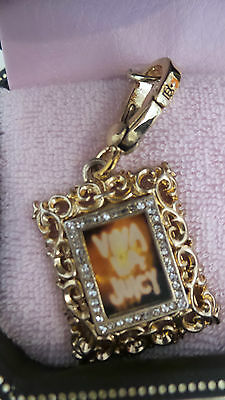 Juicy Couture Framed Picture Charm Yjru2489