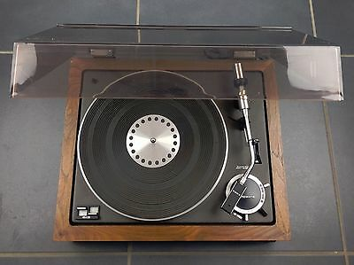 Sony PS-5520 Stereo Turntable System Auto Return Made In Japan- Newly Serviced!