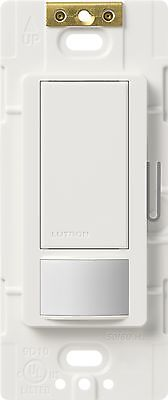 Lutron MS-OPS5M-WH Maestro Multi-Location Occupancy Sensing Switch, White, 5-Amp
