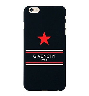 Super Thin Hard Plastic Givenchy Logo Phone Cases for iPhone 6