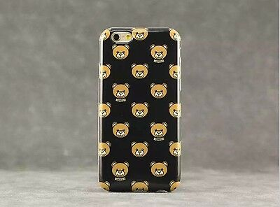 Soft TPU Ultrathin Moschino  Logo Phone Cases for iPhone 6 /6S